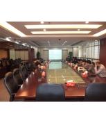 上海向苏州市维稳办领导汇报第三方稳评工作开展情况