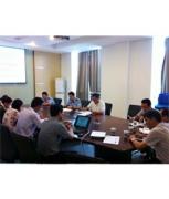 千灯灜洲水泥厂项目联评会会议